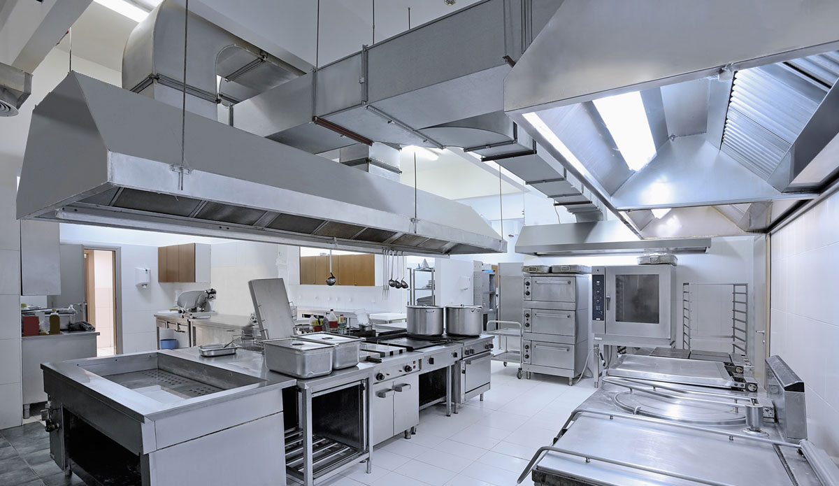 Restaurant Kitchen Hood kitchen vent hood and exhaust cleaninghydroclean